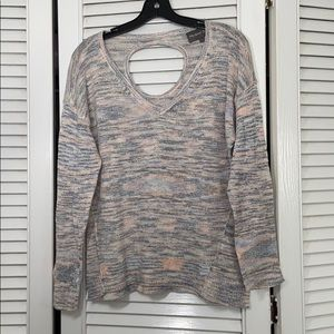 Michael Stars light weight sweater large
